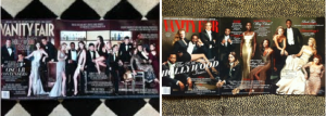 Vanity Fair Hollywood Issue Oscars Annie Leibovitz