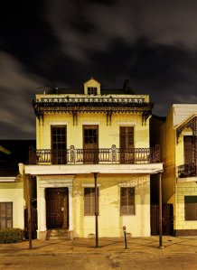 Frank Relle Long exposure Photography New Orleans night