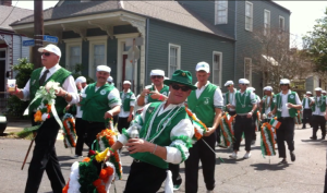 New Orleans Irish Channel St. Patrick's Day Parade