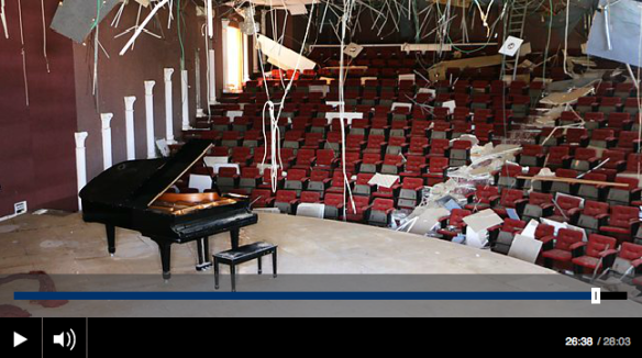 Crossing Continents BBC Saving Gaza's Grand Piano