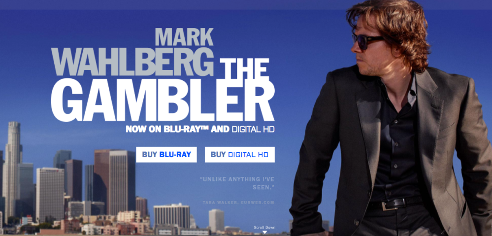 What to Watch onDemand The Gambler Movie Film